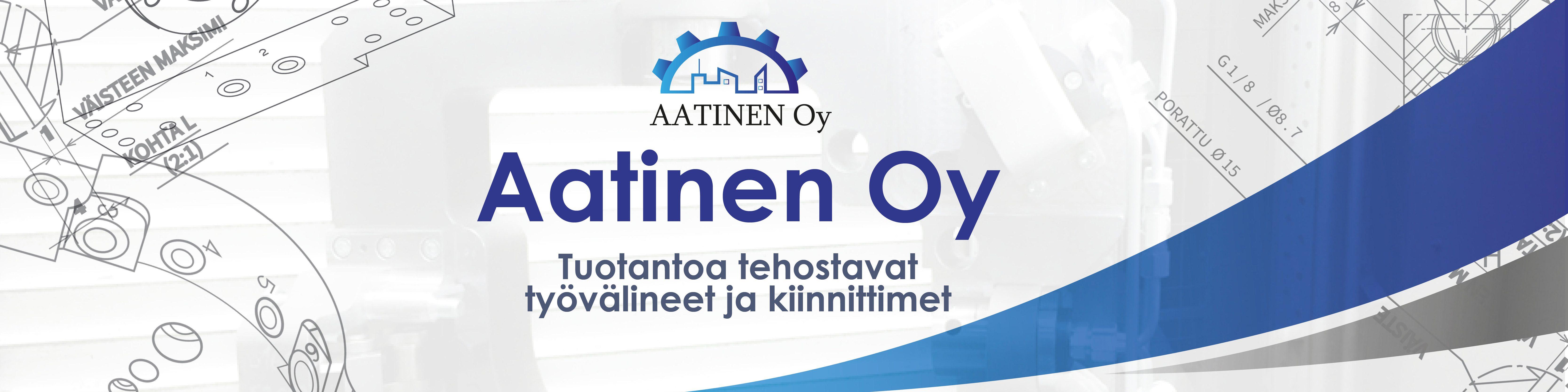 Aatinen Oy | Sivutoteutus: Ria Jokijärvi 2019